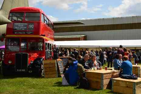 Cosford Food Festival - Cosford Food Festival Entry for Two Adults or a Family - Save 25%