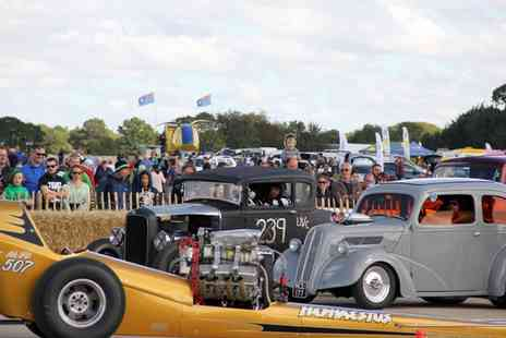 Live Promotions Events - Footman James Sywell Classic Pistons and Props Entry On 24 to 25 September - Save 0%