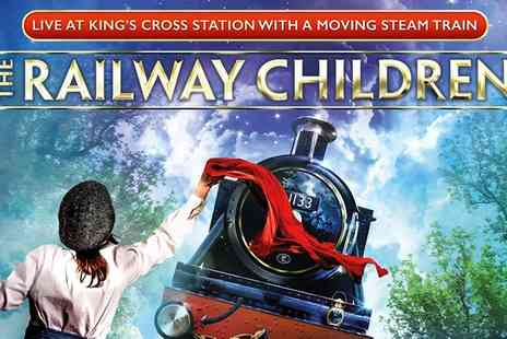 ATG Tickets - The Railway Children Tickets On Choice of Date  - Save 40%