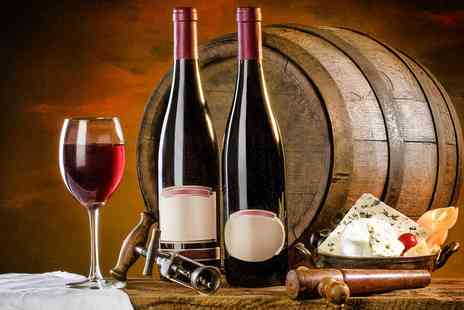 Dionysius Shop - Italian Wine Tasting with Cheese or Vintage Wine Tasting for Two - Save 67%