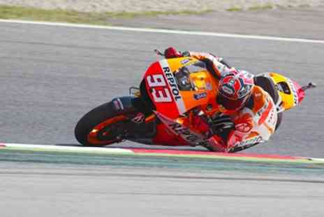 World Choice Sports - MotoGP Choice of Race Tickets Plus 2 Night Hotel Stay - Save 0%
