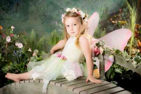 Alexander Imaging - Fairy Photoshoot for One Child with a Print - Save 90%