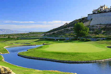 La Finca Golf & Spa Resort  - Stunning golf course, luxurious spa and five star comfort on the Costa Blanca - Save 61%