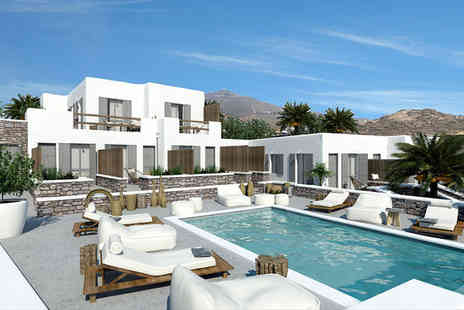 Mykonos Waves Beach House & Suites - Four nights Stay in a Superior Sea View Room - Save 35%