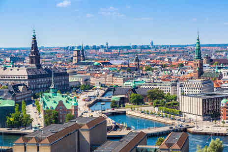 Worldwide Tours and Travel  - Two or Three nights luxury Copenhagen break with breakfast and return flights - Save 42%