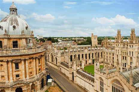 Day Tours - Bus tour of Oxford, Stratford upon Avon and the Cotswolds - Save 34%