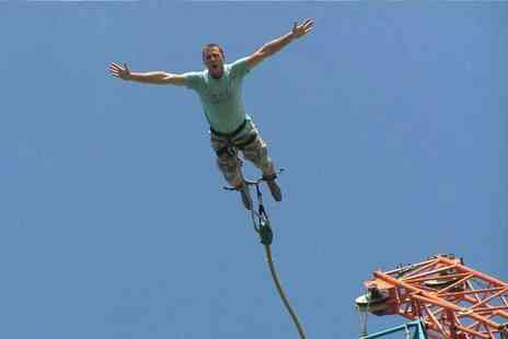 The UK Bungee Club - 160ft bungee jump  - Save 35%