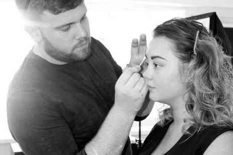 Michael Perks - Make Up Lesson with Goody Bag for Up to Six - Save 0%