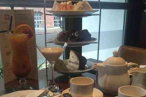 Cosmopolitan Hotel - Afternoon Tea with a Cosmopolitan Cocktail for Two - Save 54%