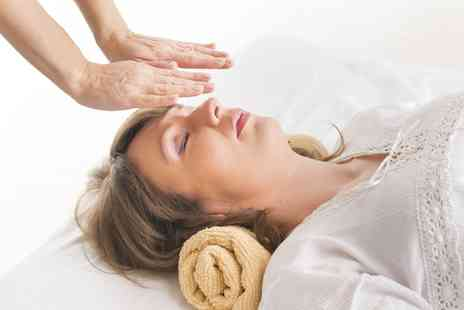 InsideOut Therapy - 60 Minute Reiki Session with Consultation - Save 58%