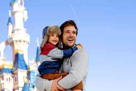 Hotel Magic Circus - One, Two or Three nights stay in a  Double or family rooms plus Day ticket to Disneyland Paris and Daily breakfast - Save 0%