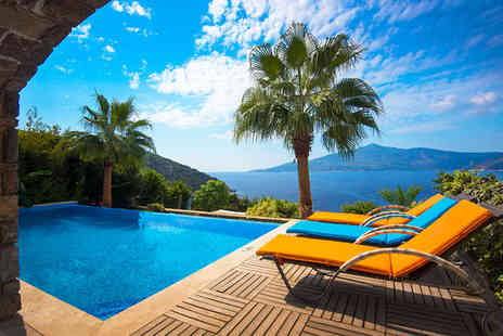 Kalkan Villas - Three bedroom villas with private pool - Save 43%