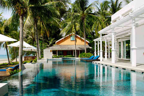 Nishaville  - Tranquil oasis overlooking the endless blue waters of the Gulf of Thailand - Save 32%