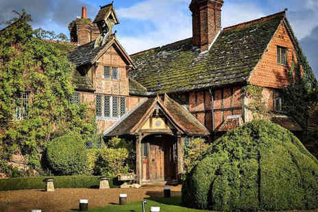Langshott Manor - One nights in a Luxury Room - Save 50%