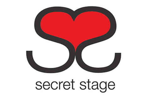 Secret Stage - London Secret Stage Experience for One - Save 0%