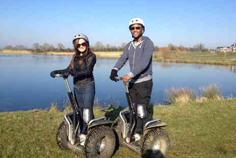 Experience The Country - Weekday Segway experience for one - Save 57%