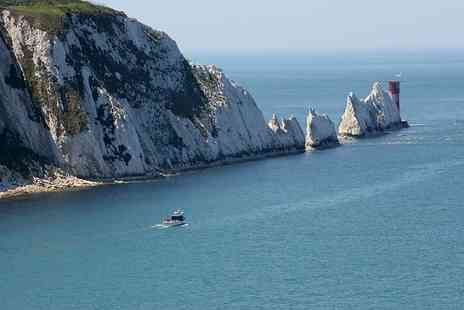 Abbey Tours -  Isle of Wight day tour Child ticket including a ferry transfer  - Save 63%