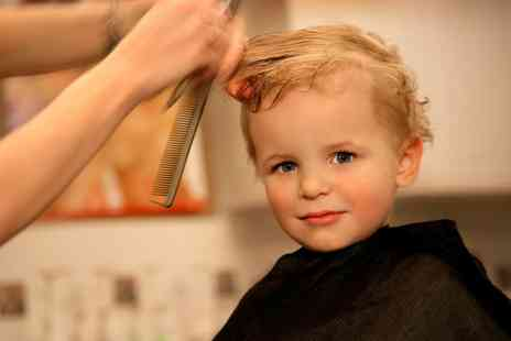Kiddies Kuts - Childrens Hairdressing - Save 52%