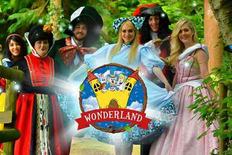 Wonderland Midlands - Wonderland Midlands: Entry for Family of Five On 29 March To 10 April - Save 52%