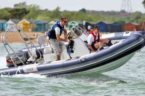 Uni Watersports Centre - Two Day RYA Powerboat Level 2 Course - Save 29%