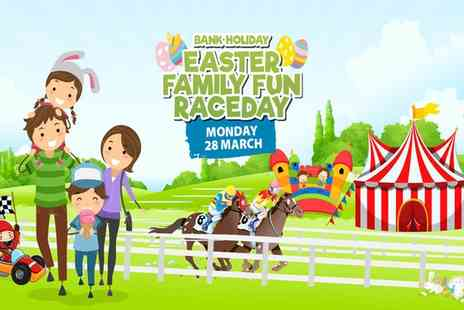 Chepstow Racecourse - Easter Family Fun Raceday On 28 March - Save 27%