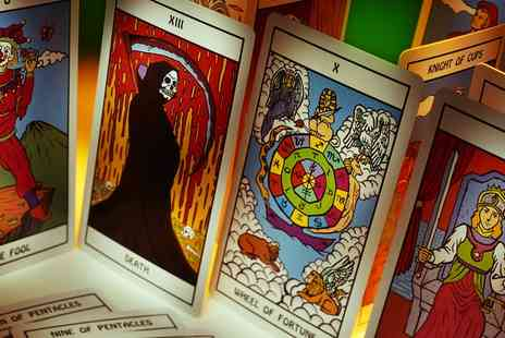 Shamanic Healing - 30 Minute Tarot Card Reading - Save 60%