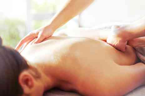 Ludlows Nspa - Facial with a Back Massage - Save 0%