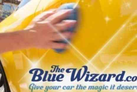 Blue Wizard Valeting - Mobile Valet For Small - Save 60%