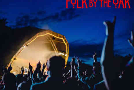 JSL Productions - Boutique Festival Folk By The Oak - Save 0%