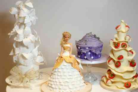 3D Cakes - Choice of Cake Workshop - Save 82%