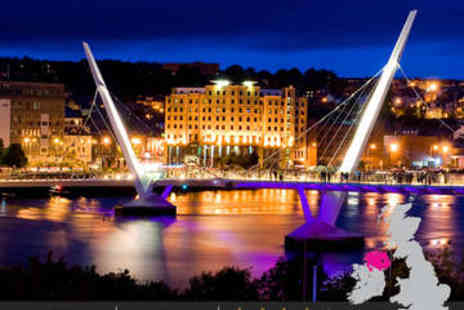 City Hotel - One or Two Nights Stay for Two in a Standard Double or Twin Room with Full Irish Breakfast Daily - Save 0%