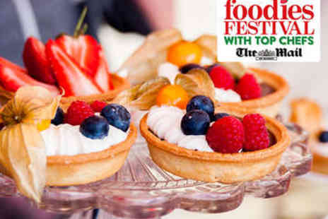 Cannon Hill Park - Foodies Festival Ticket - Save 43%