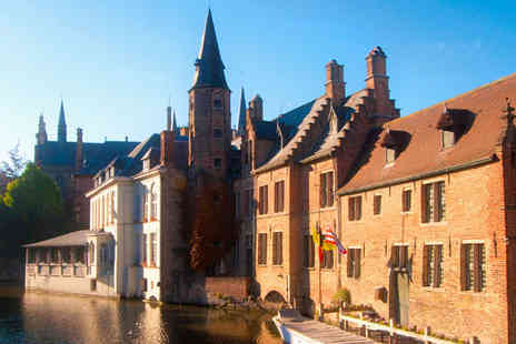 Le Montanus  -  Tranquility and tradition in the enchanting center of Bruges - Save 40%