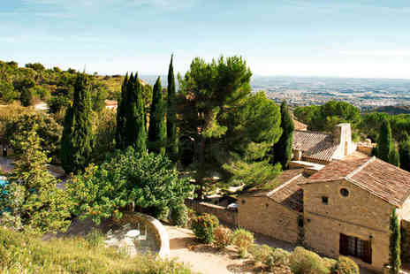Abbaye de Sainte Croix  - A secret, sacred doorway to a peaceful, paradise in Provence  - Save 38%