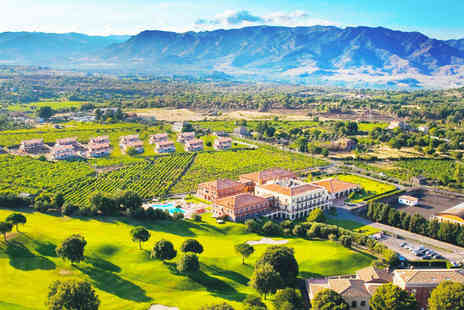 Il Picciolo Etna Golf Resort & Spa  - I burn, I pine, I dine and drink fine wine in the luxurious lap of Mount Etna  - Save 50%