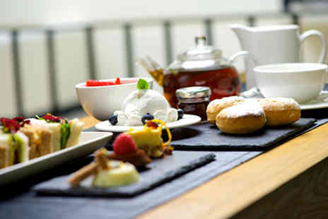 La Suite - Afternoon Tea with Mocktail for Two  - Save 0%