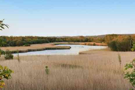 The Marston Vale Trust -  Entry to Wetlands Nature Reserve & Afternoon Tea for 2 - Save 38%