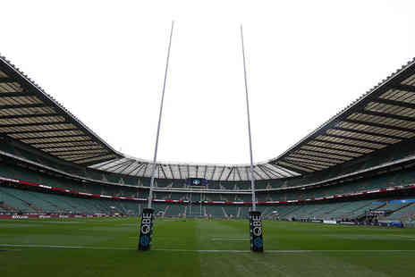 Activity Superstore - Twickenham stadium tour for two adults - Save 23%