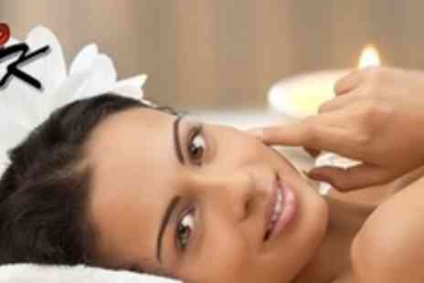 Hair 2K - Full Body and Scalp Massage Plus Facial - Save 67%