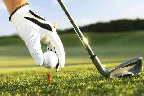 De Vere Staverton Park - 18 Holes, £5 Driving Range Token and 10% Store Discount for Two, Three or Four  - Save 70%