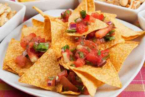 New Yorkies - Loaded Nachos and Ice Bucket of Beer for Two or Four - Save 42%