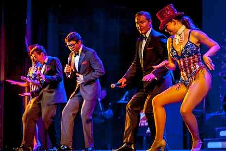 Rat Pack Live - The Rat Pack Vegas Spectacular Show Tickets on 2 April - Save 40%