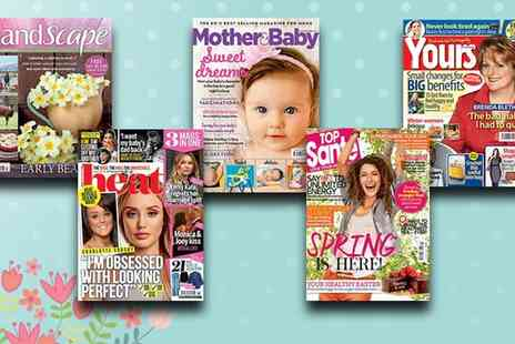 Bauer Consumer Media - Magazine Subscription With Free Delivery - Save 39%