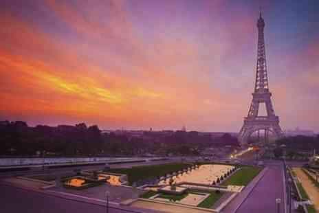 Short Breaks - Paris Day Trip For One With Eurostar Ticket and River Cruise - Save 0%