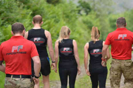 Forces Fitness - Fitness Boot Camp - Save 50%