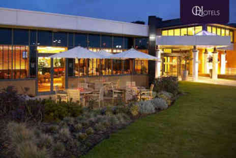 QHotels - Four Star Spa Experience for Two At 3 Locations - Save 0%