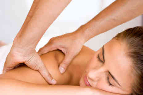 La Pure - Swedish or Indian Deep Tissue Massage - Save 58%