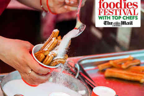 Brighton Hove Lawns - Ticket to Foodies Festival at Brighton - Save 44%