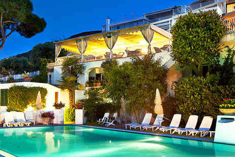 Hotel Le Querce Terme & Spa  - An Italian island thermal spa haven in the beautiful Bay of Naples - Save 57%