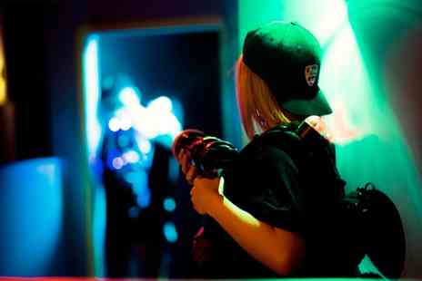 Ice Quest - Malvern Laser Quest Two Games For Two or Four - Save 56%
